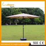 Custom Stylish Wholesale Price Garden Furniture Windproof Cheap Outdoor Patio Hotel Parasol Umbrella