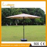 Custom Stylish Wholesale Price Garden Furniture Windproof Cheap Outdoor Patio Umbrella Hotel Parasol
