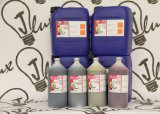 Barrel Packaging J-Cube RF40 Dispersed Sublimation Ink for Ricoh Printing Heads with Cluster Technology