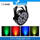 DJ PAR Cans RGBWA UV 6in1 18*18W Outdoor PAR LED