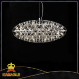 Stainless Steel Decorative Modern Lamp Pendant Lamp (MD20850-750)