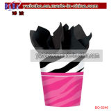 Wedding Decoration Party Birthday Pink Disposable Paper Cups (BO-5546)