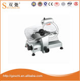 Semi-Automatic Meat Slicer Cutting Meat 6 Inches