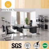 Fashionable Modern PVC/MDF Office Wooden Furniture (AT013)