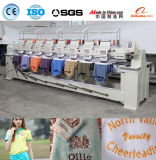 Multi-Head Embroidery Machine 8 Head T-Shirt Hat Embroidery Machine with USB Floppy Driver