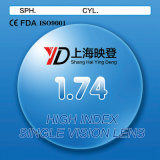 Super High Index Single Vision Lens (1.74)