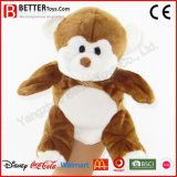 Stuffed Animal Plush Monkey Toy Hand Puppet for Kids/Children