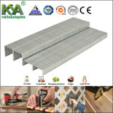 Bea380 Galvanized Staples for Furniture, Packaging,