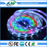 IP65 magic color SMD5050 LED Strip Light with sillicon tube
