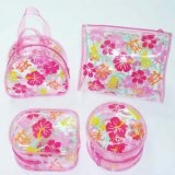 Durable Mini Cute PVC Chocolate Candy Zipper Bag