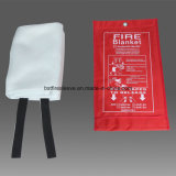Glass Fibre Thermal Protection Fiberglass Emergency Fire Blanket