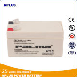 Pure Lead Making VRLA Battery 12V 1.2ah for Alarm System