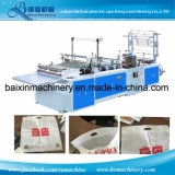 Side Sealing D Cut Handle Plastic Bag Making Machine