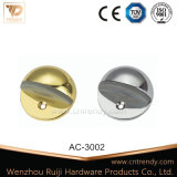 Zinc Alloy Door Hardware Mounted Stopper with Rubber (AC-3002)