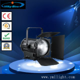 200W High Power LED with Fresnel Lens Digital Spotlight