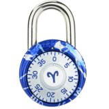 Aries Combination Padlock for Bag