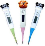 Cartoon Digital Thermometer