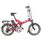 Hub Electrical Bicycle Motor Foldable Electric Folding Bike, E-Bicycles (JB-TDN05Z)