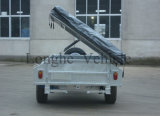 2014 Popular Checker Plate off Road Tent Trailer (CPT-05)