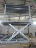 Hydraulic Electric Car Platform with Two Deck