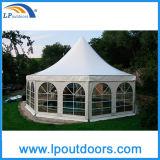 Hexagonal Shape Wedding Party Tent Pagoda Marquee Gazebo