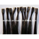 100% Indian Remy V Tip Keratin Pre-Bonded Human Hair Extension