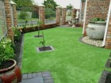 Durable UV Resistance Outdoor Artificial Synthetic Turf (L40)