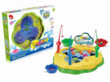 Kids Toy Electric Fishing Game Battery Operated Toy (H0461011)