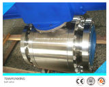 Stainless Steel Pneumatic Forged Trunnion Mounted Ball Valve