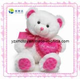 High Quanlity Plush Valentines Bear Toy