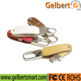 Leather USB Twist Flash Memory Promotios for Acme Furniture