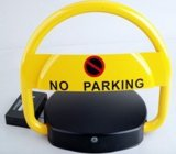 Remote Parking Position Barrier Lock with Alarming System
