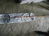Steel Leaf Rake with Wood Handle