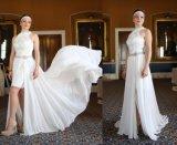 2017 Chiffon Beach Wedding Bridal Dress