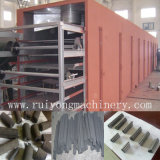 Excellent Quality Mesh Belt Dryer/ Briquette Rod Drying Machine