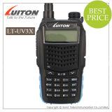 Dual Band VHF/UHF Radio Lt-UV3X Walkie Talkie