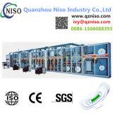 Full-Automatic Sanitary Napkin Machine From China (HY400-SV)
