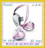 Promomtion Novelty Heart Shape Jewelry USB Pen Drive (GC-J391)