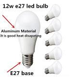 Cnpro LED Lamps 12W E27 E26 B22 LED Bulb Light 1320lm AC100V-265V 65*128mm China LED Lightings Factory