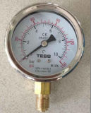Y60 Oil Filled Pressure Gauge