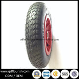 Pneumatic Rubber Wheel 3.25-8 Rubber Tyre Wheel