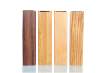 Newest Product in China Promotional Wood Grain Mini Power Bank