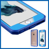 Scratch Proof Case with Clear Panel for iPhone 6 Plus