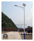 12m Lighting Pole for Street Lighting with 400*400*20mm Flange