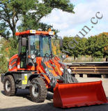 Everun Brand 1.2 Ton Agricultural Mini Loader with Euroiii Engine