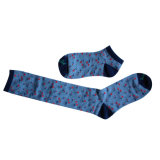 Women's Comb Cotton Sock (UBUY-106)