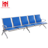 High Black Airport Hospital Steel Public Chair