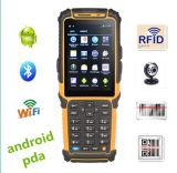 Portable Mobile RFID Reader PDA Laser Barcode Scanner Ts-901 for Android