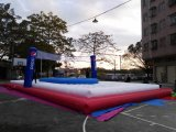 Giant Inflatable Volleyball Field Arena for Sale