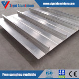 6082 T6 Aluminum Alloy Extrusion Ribbed Plate